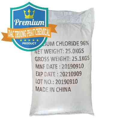 CaCl2 – Canxi Clorua Anhydrous Khan 96% Trung Quốc China