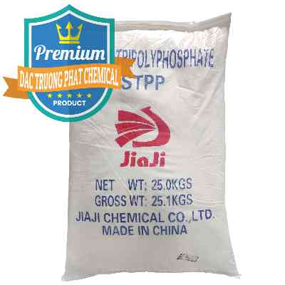 Công ty chuyên cung ứng - bán Sodium Tripoly Phosphate STPP – NA5P3O10 Jiaji Trung Quốc China – 0166 - Nhà nhập khẩu và cung cấp hóa chất tại TP.HCM